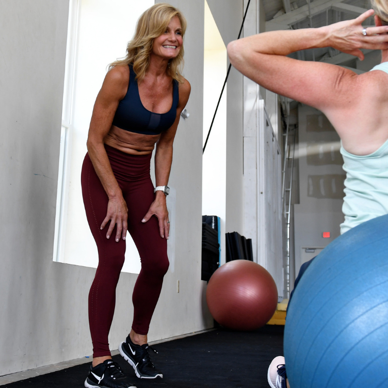 Personalized Coaching with mentor-ship & a PROVEN step-by-step system you need to lose up to 15 lbs, gain strength inside and out, stay lean & develop more balance in your life.